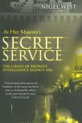 At Her Majesty's Secret Service
