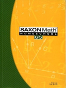 Saxon Math Homeschool 6/5