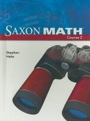 Saxon Math, Course 2