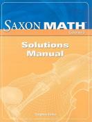 Saxon Math, Course 3