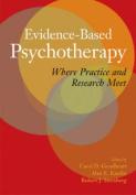 Evidence-based Psychotherapy
