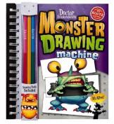 Doctor Frankenstein's Monster Drawing Machine