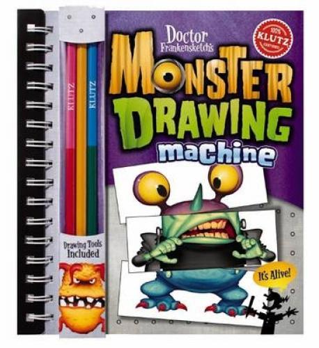 Doctor Frankenstein's Monster Drawing Machine (Klutz).