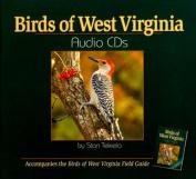 Adventure Publications AP30716 Birds West Virginia Audio CD [Audio]