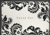 Shadow Tapestry Thank You Notes (Stationery, Note Cards)
