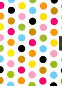 Fiesta Dots Locking Journal (Notebook, Diary) (2nd Gen Lock!)
