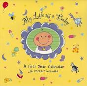 My Life as a Baby Calendar