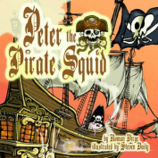 Peter the Pirate Squid