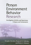 Person-environment-behavior Research