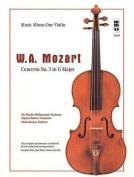 Mozart - Violin Concerto No. 3 in G Major, Kv216