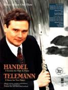 Handel Three Sonatas for Flute & Piano
