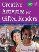 Creative Activities for Gifted Readers