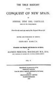 The True History of the Conquest of New Spain, Volume 5