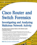 Cisco Router and Switch Forensics