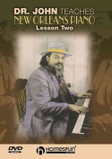 Dr John Teaches New Orleans Piano [Audio] [Region 2]