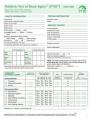 Pediatric Test of Brain Injury  (PTBI)