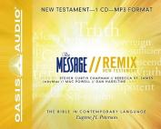 Message Remix New Testament-MS [Audio]