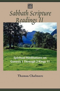 SABBATH SCRIPTURE READINGS II - Spiritual Meditations from the Old Testament