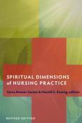 Spiritual Dimensions of Nursing Practice