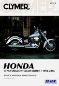 Honda VT750 Shadow Chain Drive 1998-2006