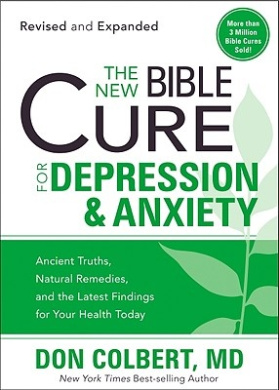 The New Bible Cure for Depression & Anxiety (New Bible Cure (Siloam))