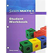 Saxon Math K: Workbooks