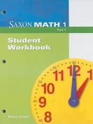 Saxon Math 1 Part 1, Student Workbook