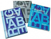 Algebra 1/2 Homeschool Kit