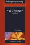 China's Takeover Law