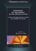 Permanent Establishment in the United States