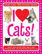 I Love Cats! Activity Book