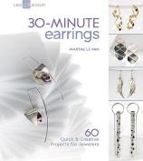 30-Minute Earrings