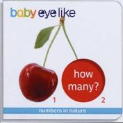 Numbers (Baby EyeLike) [Board book]