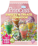 Princess Sweets and Treats Cookbook and Apron