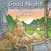 Good Night Zoo [Board book]