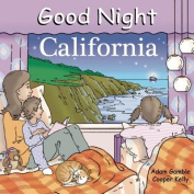 Good Night California [Board book]