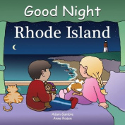 Good Night Rhode Island [Board Book]