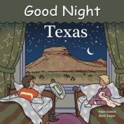 Good Night Texas [Board Book]
