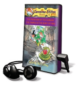 Geronimo Stilton Books 13 & 14  : The Phantom of the Subway/The Temple of the Ruby of Fire [Audio]