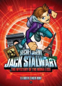 Secret Agent Jack Stalwart: Book 3