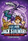 Secret Agent Jack Stalwart: Book 5: the Secret of the Sacred Temple