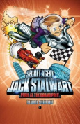 Secret Agent Jack Stalwart: Book 8: Peril at the Grand Prix