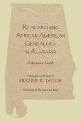 Researching African American Genealogy in Alabama
