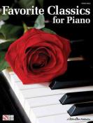 Favorite Classics for Piano