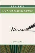 Bloom's How to Write about Homer