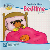 Teach Me about Bedtime [With CD (Audio)] [Board Book]