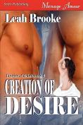 Creation of Desire [Desire, Oklahoma 3] {Siren Menage Amour #36)