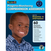 Newmark Learning NL-0048 Progress Monitoring Comprehension Assessments Gr K-2