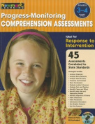 Newmark Learning NL-0049 Progress Monitoring Comprehension Assessments Gr 3-4