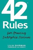 42 Rules for Growing Enterprise Revenue